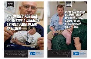 EEUU prepara nueva ronda de anuncios en contra del cigarrillo