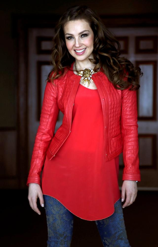 Thalía: 'Cenicienta que no pudo ser feliz'