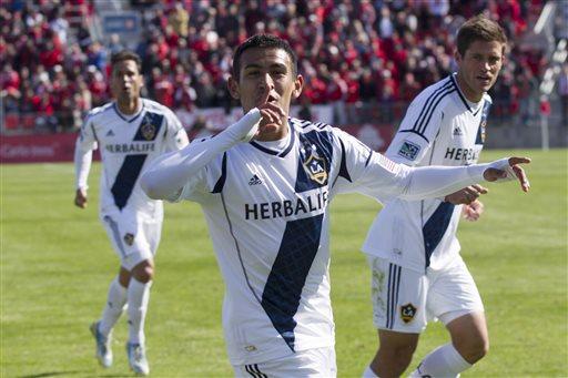 LA Galaxy empata en el retorno de Donovan (fotos y video)