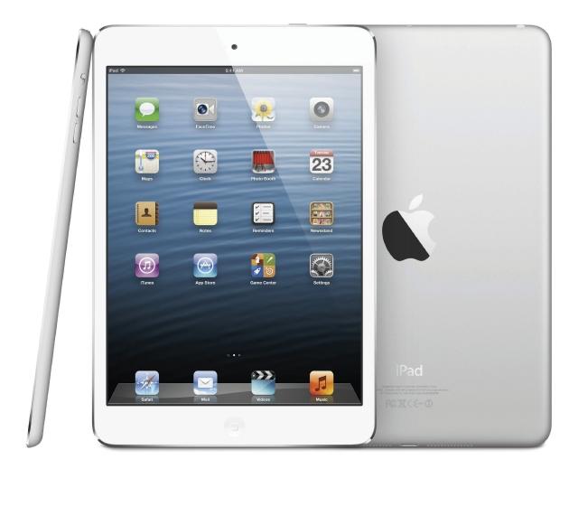 EEUU niega a Apple la patente del iPad mini