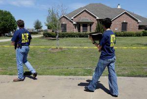 Policía en alerta tras asesinato de fiscal en Texas (Fotos)