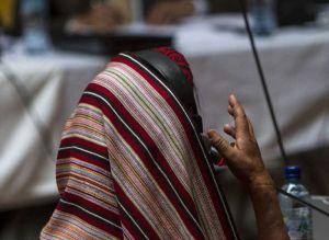 Mujeres narran violaciones en juicio a Ríos Montt (fotos)