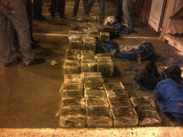 Dominicana halla 198 paquetes de cocaína entre cacao