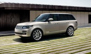 Land Rover Range Rover Supercharger (Fotos)
