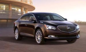 Develan en NY el Buick LaCrosse 2014 (Video)