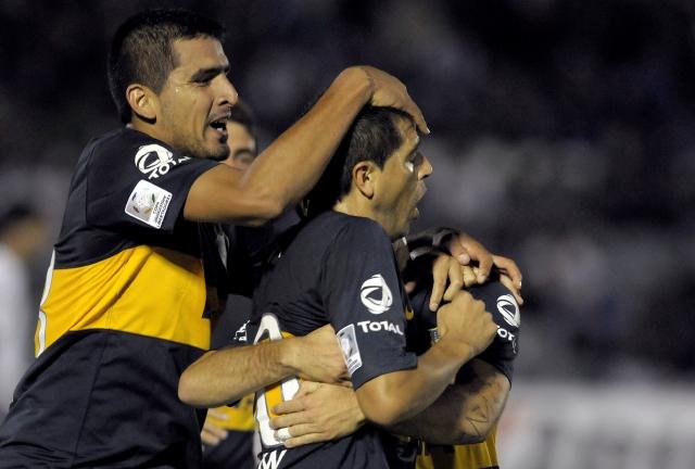 Duelo de ídolos en Libertadores