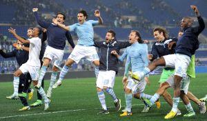 Derbi Roma-Lazio anima la Serie A de Italia