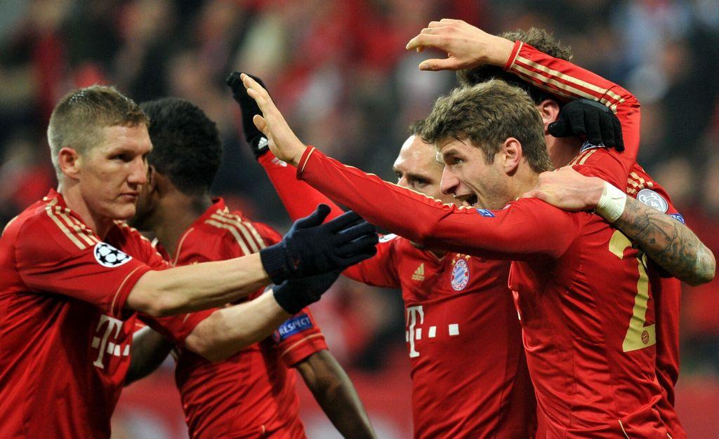 Bayern en el umbral del título en la Bundesliga