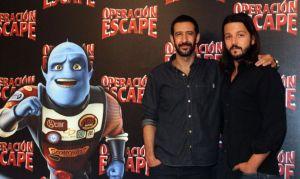 Yazpik quiere dirigir a Diego Luna en película