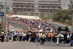 Maestros retoman las protestas contra Gobierno de Guerrero