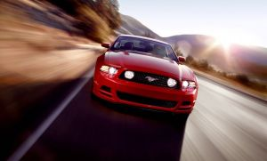 El Ford Mustang cumple 50 años (Fotos y video)