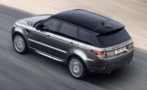 Una Range Rover Sport potenciada (Video)