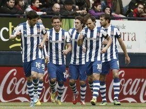 Héctor Moreno colabora en triunfo del Espanyol (Fotos)