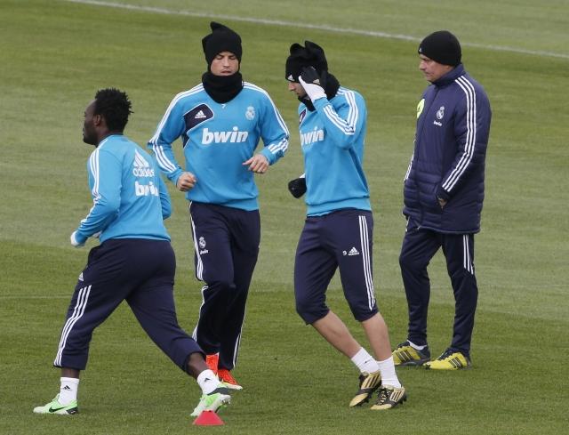 Madrid a confirmar su pase