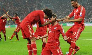 El monarca alemán Bayern elimina a la 'Juve' (Fotos)