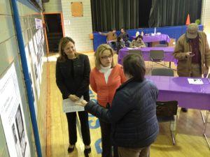Alcaldesa de San Juan se lleva proyecto de NY