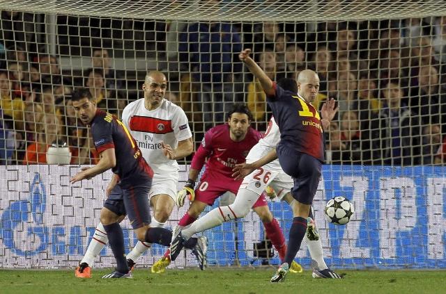 Messi llega cojeando al rescate