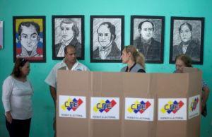 Así será el proceso de las elecciones en Venezuela