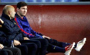 Messi no jugará este domingo en Zaragoza