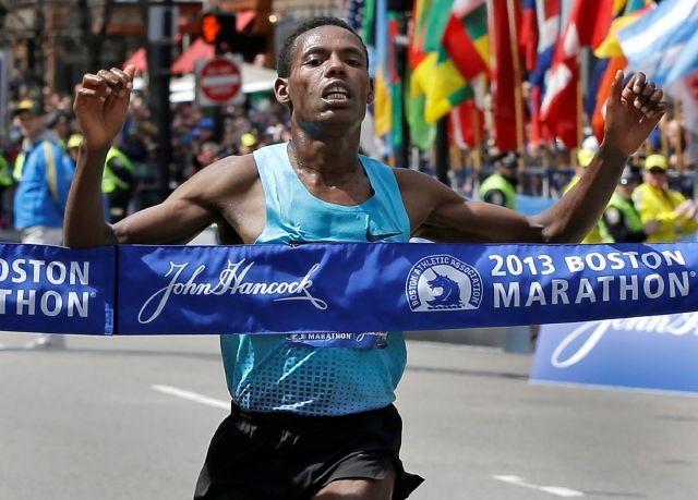 Africanos Desisa y Jeptoo ganan maratón de Boston (Clasificaciones)