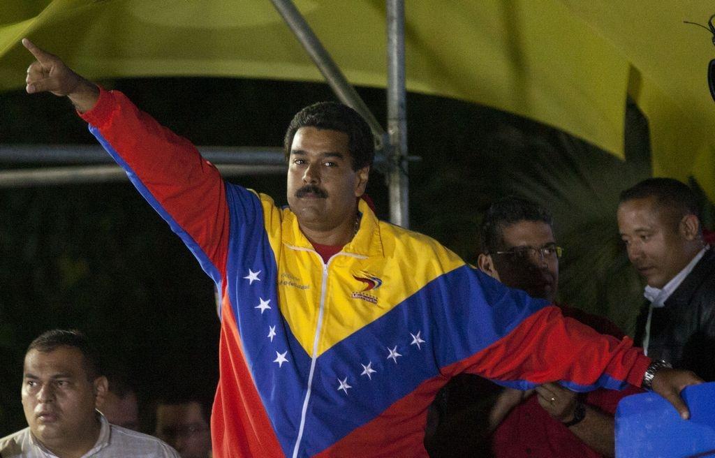 Conteo de votos en Venezuela amplía ventaja de Maduro