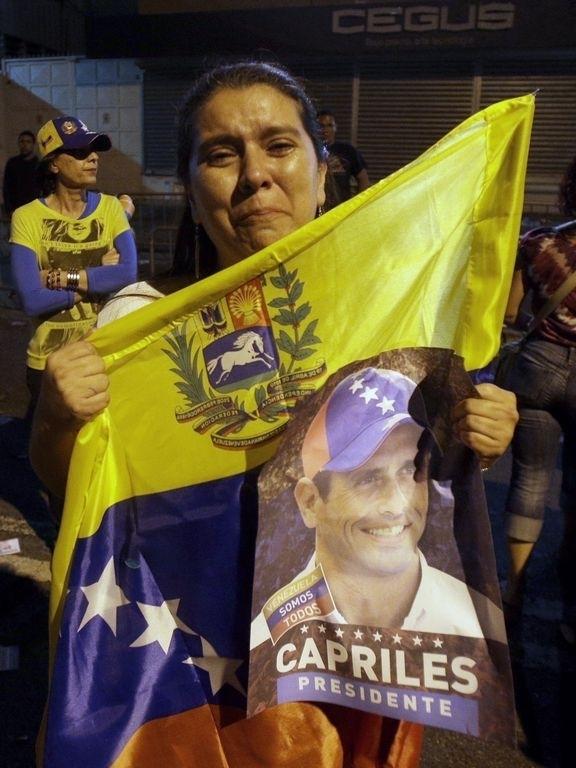 Venezuela ignora cuándo será el recuento de votos