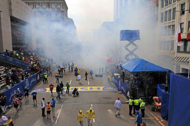 NYPD refuerza seguridad tras explosiones en Boston (videos)