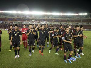 Tri sub-17 vence 3-1 a Honduras; va por el título (Fotos)