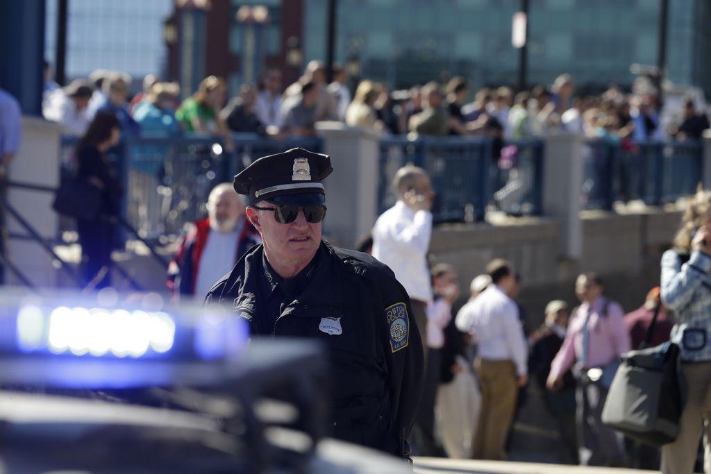 Desalojan tribunal de Boston por amenaza de bomba