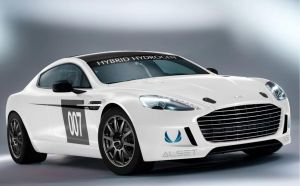 Un Aston Martin de carrera a hidrógeno (Video)