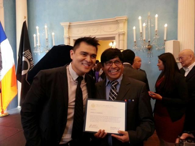 Alcaldía reconoce labor de inmigrantes