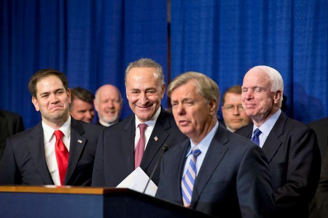 Senadores están listos para primera audiencia de reforma