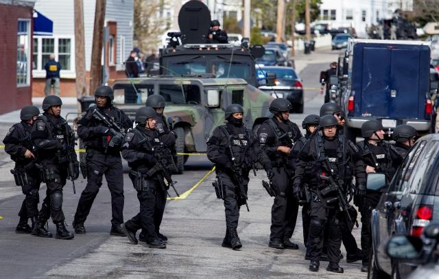 Autoridades paralizan zonas de Boston