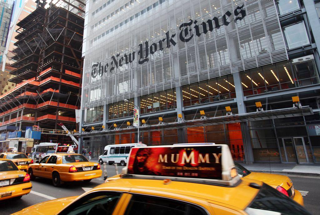 """The New York Times dejará de usar la palabra """"ilegales"""""""