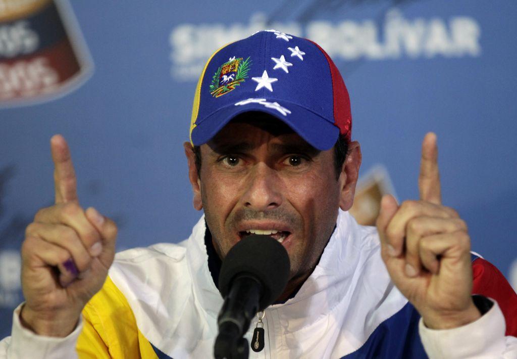 Capriles tiene una cárcel esperándole en Venezuela (fotos)