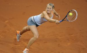 María Sharapova avanza en Stuttgart (Video)