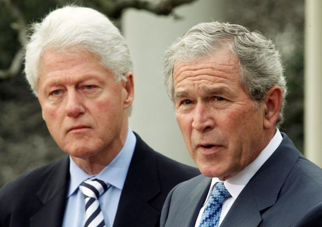 George W. Bush animado por avances de reforma migratoria