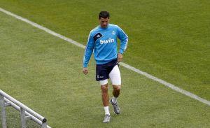 Cristiano Ronaldo no jugará el 'Derbi madrileño'