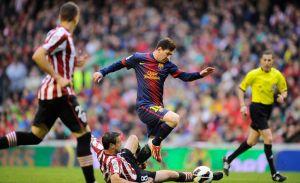 El Athletic le posterga la fiesta al Barsa (Video)