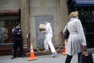 Esperanza hispana ante restos hallados cerca del WTC