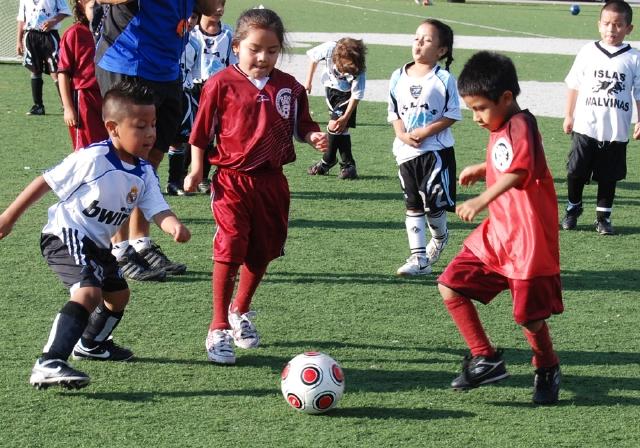 Aprende fútbol y diviértete en Flushing