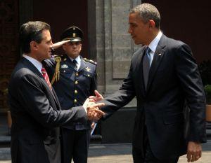 Obama y Peña Nieto firman acuerdo en educación