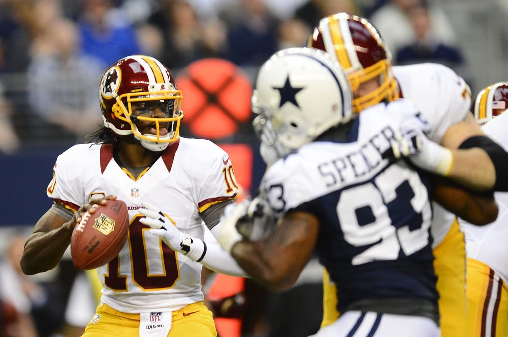 Washington Redskins pelean por su nombre