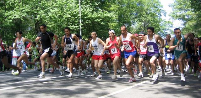 Carrera 5 de Mayo dedicada a Boston
