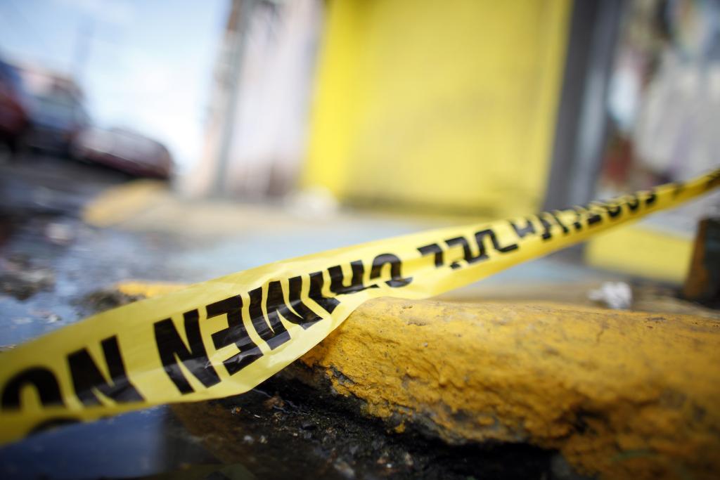 Ataque a tiros deja a cuatro muertos en Puerto Rico
