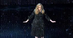 Adele haría dueto con Robbie Williams