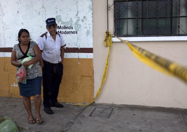 Estado de sitio genera  rechazo en Guatemala