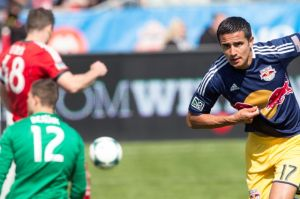 Red Bulls llegan a la punta
