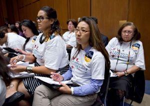 Reacciones a la primera audiencia de reforma migratoria