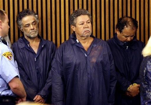 Hermanos Castro ni se miran en corte de Cleveland